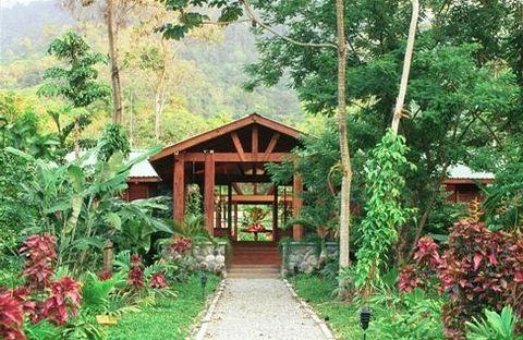 Pico Bonito in Honduras