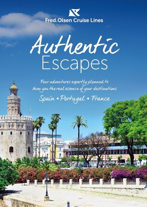 'Authentic Escapes' with Fred. Olsen Cruise Lines