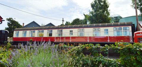 Railway Retreats, Sussex