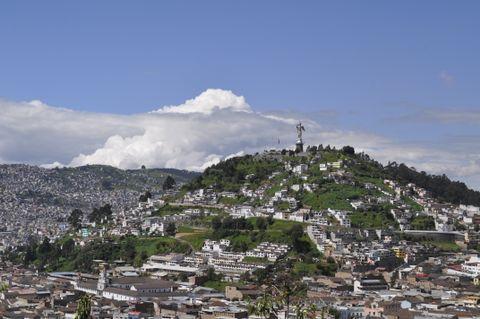 Panoramic Quito