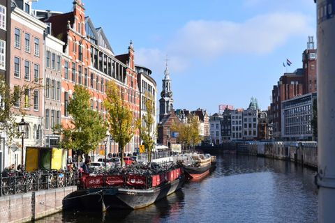Amsterdam, top-rated British Isles & Western Europe Port