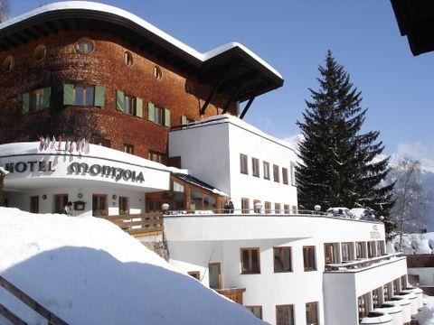 Hotel Montjola, St Anton