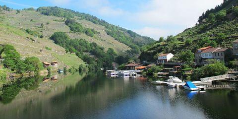 Camino de Invierno in Galicia, Camino de Santiago