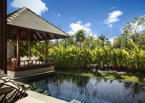 The Sarojin Pool Residence