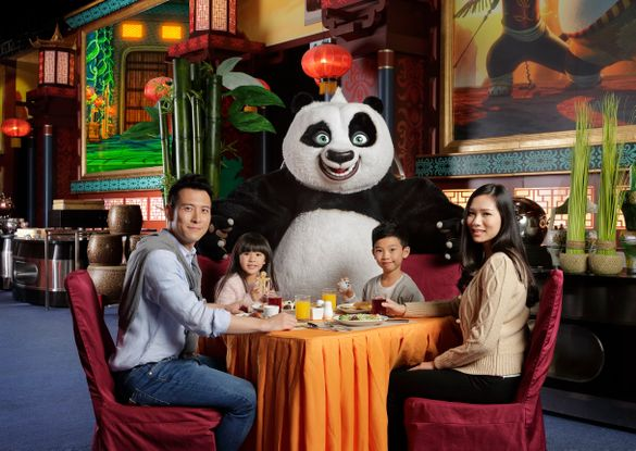 Preview: DreamWorks Experience at Sands Resorts Macao to