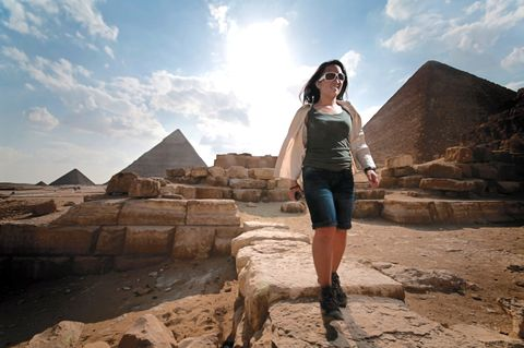 On tour in Egypt with G Adventures.