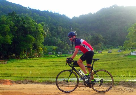 New cycling adventure in Sri Lanka