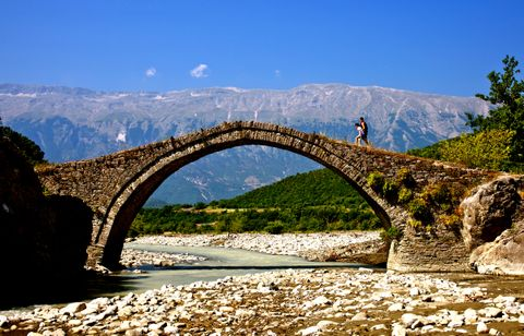 Walking in the Secret South of Albania