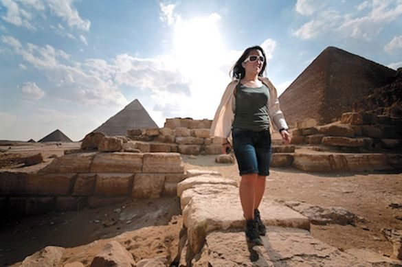 Adventure travel in Egypt with G Adventures