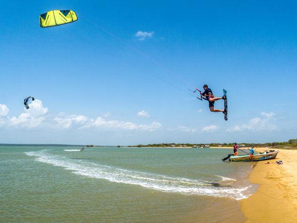 KiteWorldWide's Dream Spot, Sri Lanka