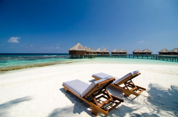 Mirihi Island Resort is the ideal place to escape.