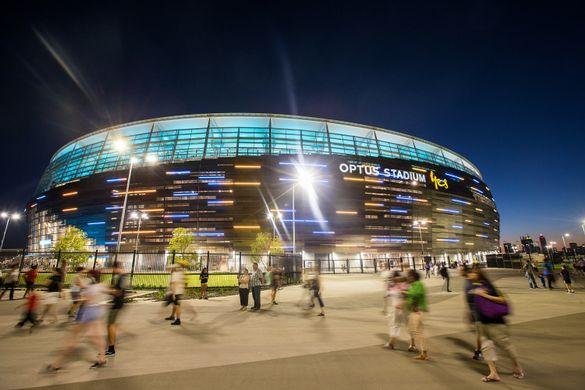 Perth's Optus Stadium