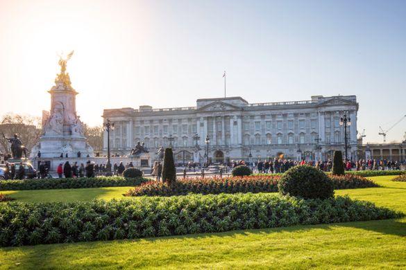 Buckingham Palace, Westminster