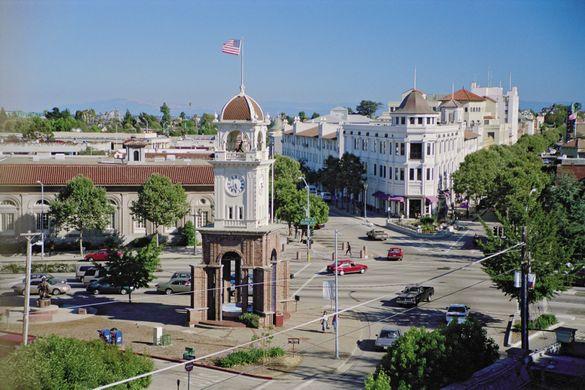 Downtown Santa Cruz - Photo Credit VSCC and Michael Santa Cruz
