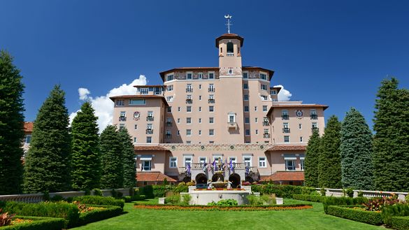 The Broadmoor in 2018