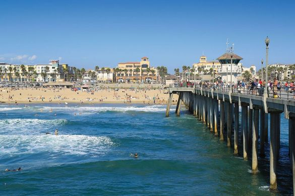 Huntington City Beach | California