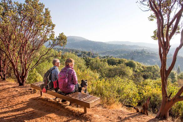 Dragoon Gulch Hike above Sonora California - Tuolumne County