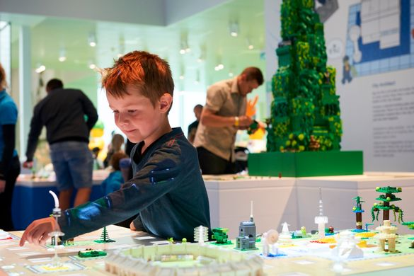 LEGO HOUSE, Green Zone