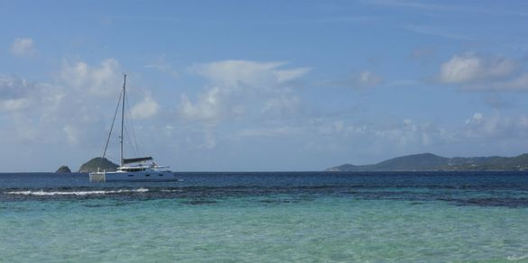 Dream Yacht Charters catamaran