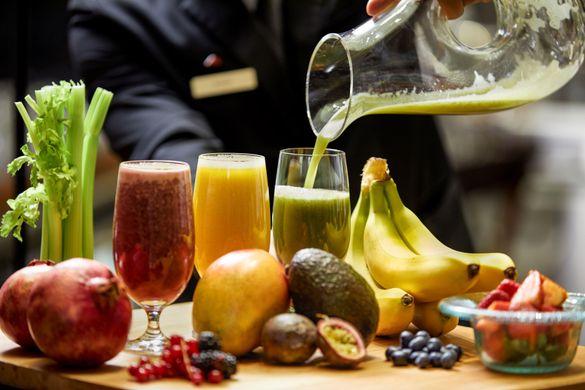 Healthy Vitality Drinks