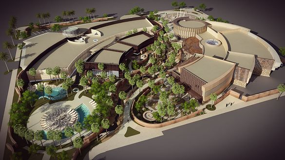 Agua Caliente Cultural Center set to complete in 2020