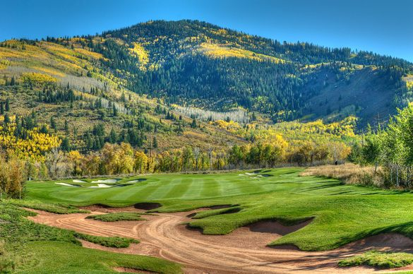 Golf in the stunning setting of Park City