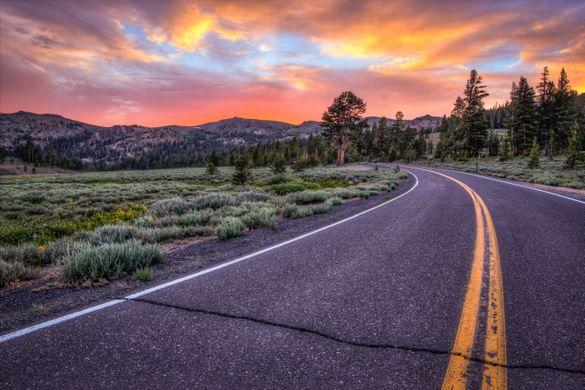 Highway 108-Sonora Pass