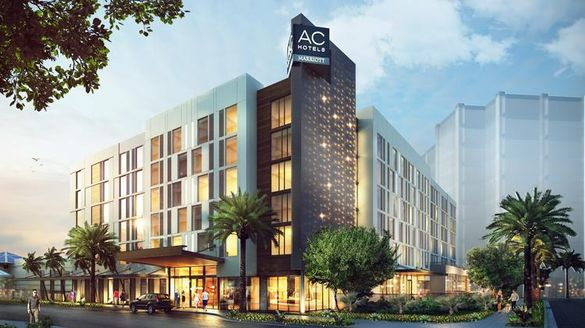 AC Hotel Tampa Airport