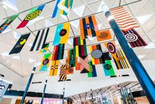 ab9403d81ce Preview: The MCA and Sydney Airport Unveil Contemporary Artist ...
