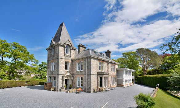 The Good Hotel : The good hotel guide names knockendarroch hotel in pitlochry