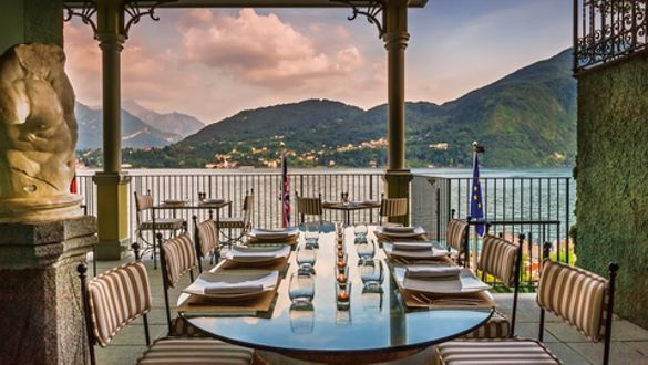 Preview Grand Hotel Tremezzo Lake Como Reveals New L