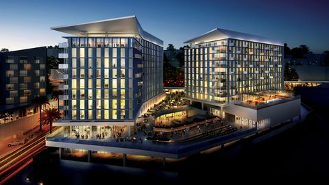 The Jeremy West Hollywood, West Hollywood newest hotel built from the ground up in 30 years.