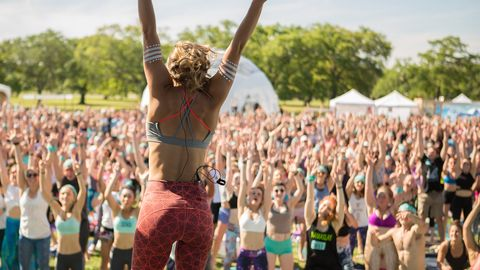 Wanderlust 108 returns to Canberra to bring their mindful vibes to participants.