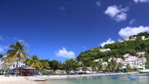 Windjammer Landing Villa Beach Resort, Saint Lucia