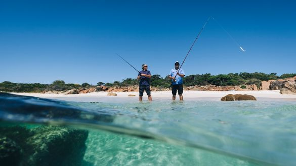 Fishing with Cape Cultural Tours