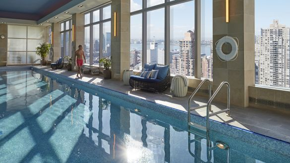 A visit to Mandarin Oriental's opulent spa is one of the many recommendations in LOCALIKE's New York SELECTION: Wellness & Beauty