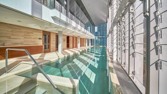COMO The Treasury pool