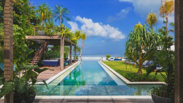 Noku Beach House – Seminyak's Only Private Beachfront Villa
