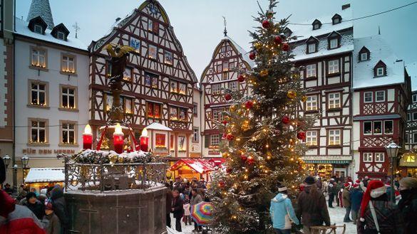 Christmas market Bernkastel-Kues