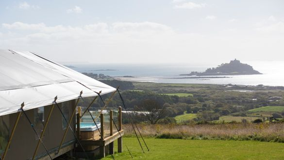 Mount View Luxury Glamping