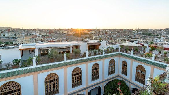 Palais Amani, Fez
