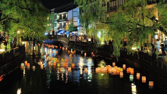 Kinosaki Lantern Festival