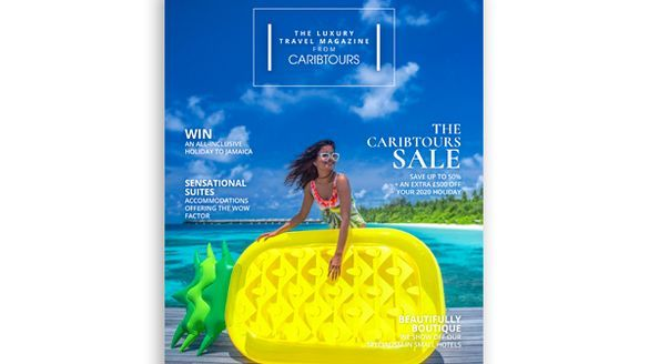The Luxury Travel Magazine from Caribtours