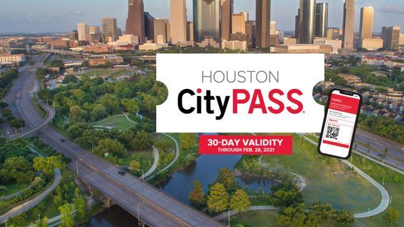 The validity on Houston CityPASS tickets has been extended from nine to 30 days.