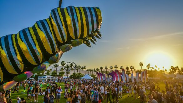 Coachella, Greater Palm Springs