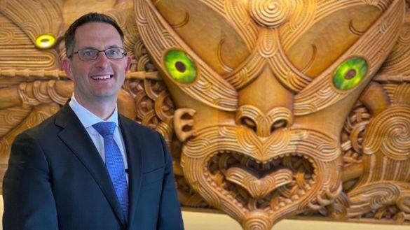 Park Hyatt Auckland General Manager - Brett Sweetman