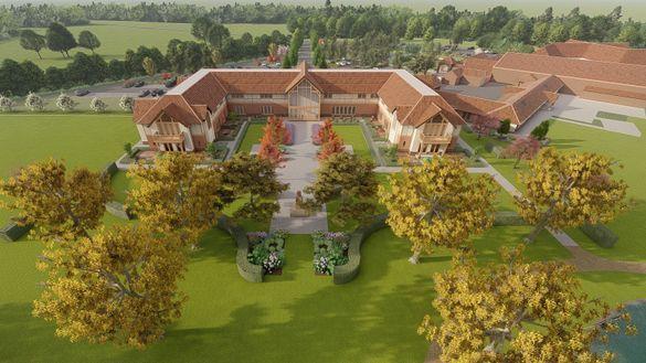 Sandburn Hall Hotel, opening Spring 2021